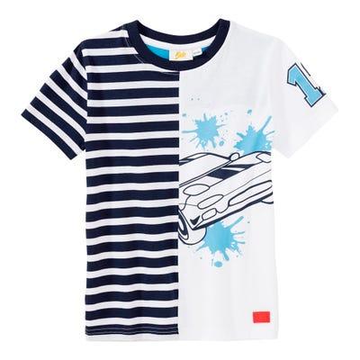 Jungen-T-Shirt mit coolem Design