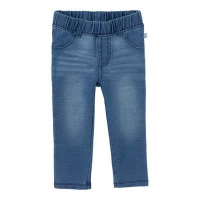 Baby-Mädchen-Hose in Jeans-Optik