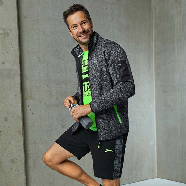 Herren-Bermudas in sportlicher Optik