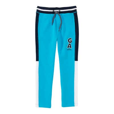 Jungen-Jogginghose mit Kontrast-Streifen