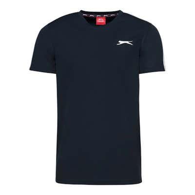 Slazenger Herren-Fitness-T-Shirt mit kleinem Logo