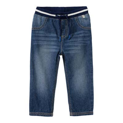 Baby-Jungen-Hose in Jeans-Optik
