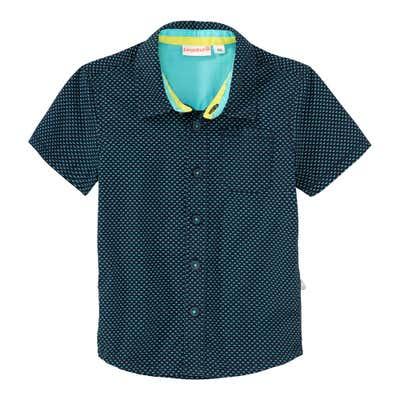 Baby-Jungen-Hemd mit Brusttasche