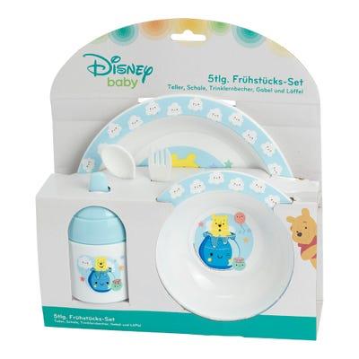 Winnie Pooh Frühstücks-Set, 5-teilig
