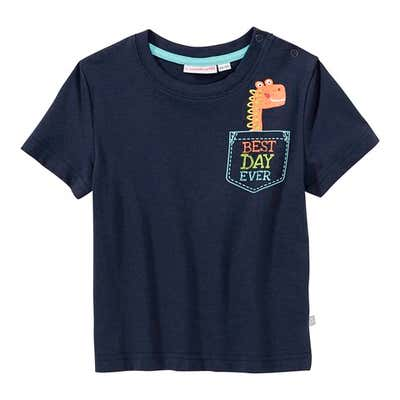 Baby-Jungen-T-Shirt mit kleinem Dino