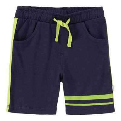 Baby-Jungen-Shorts mit Kontrast-Kordeln