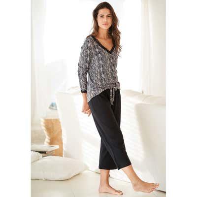 Damen-Hose mit angenehmer Passform