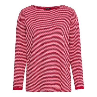 Damen-Shirt mit schickem Streifenmuster