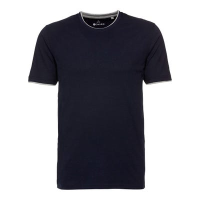 Herren-T-Shirt in 2-in-1-Optik
