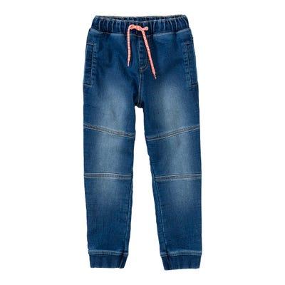 Jungen-Jogginghose in Jeans-Optik