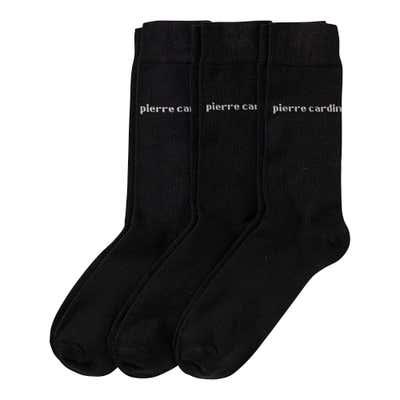 Pierre Cardin Herren-Business-Socken, 3er Pack