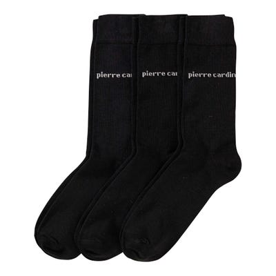 Pierre Cardin Herren-Business-Socken, 3er Pack