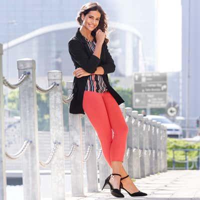 Damen-Hose in tollen Farben