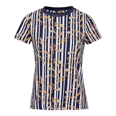 Damen-T-Shirt mit tollem Muster