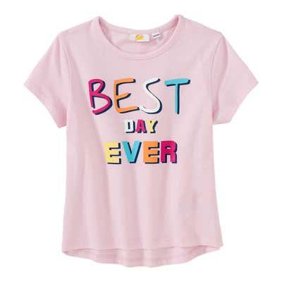 Mädchen-T-Shirt mit tollem Frontaufdruck