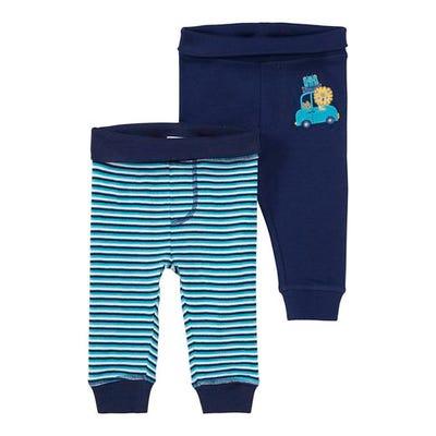 Baby-Jungen-Hosen, 2er Pack