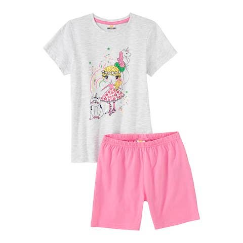 M/ädchen T-Shirt Bl/ümchen im 2er Pack Twins Baby
