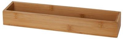 Schublade aus angesagtem Bambus
