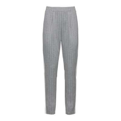 Damen-Joggpants mit Kontrast-Streifen