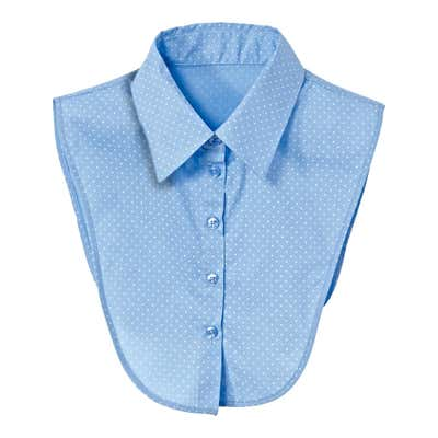 Blusenkragen in verschiedenen Designs
