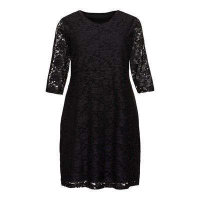 Damen-Kleid mit traumhafter Spitze, große Größen