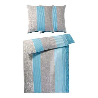 Seersucker-Bettwäsche in verschiedenen Designs