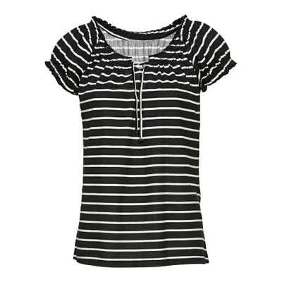 Damen-T-Shirt mit schickem Muster