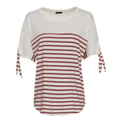Damen-T-Shirt mit tollem Streifenmuster