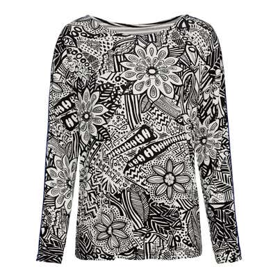 Damen-Shirt mit trendigem Design