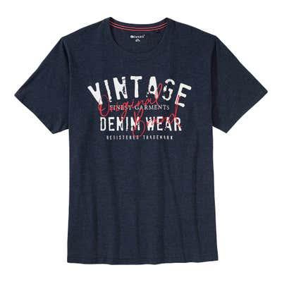 Herren-T-Shirt mit angesagtem Frontaufdruck