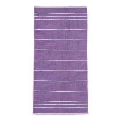 Handtuch mit Struktur-Muster, 50x100cm