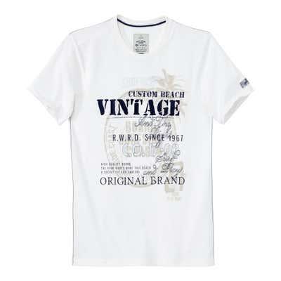 Herren-T-Shirt mit tollem Vintage-Motiv