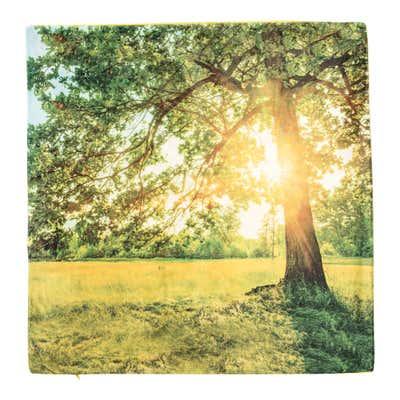 Kissenhülle mit schönem Fotodruck, 40x40cm