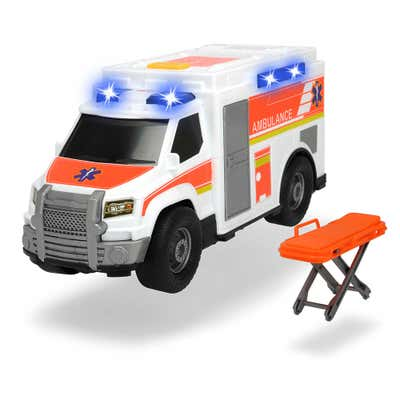 Dickie Feuerwehrauto oder Krankenwagen, ca. 30cm