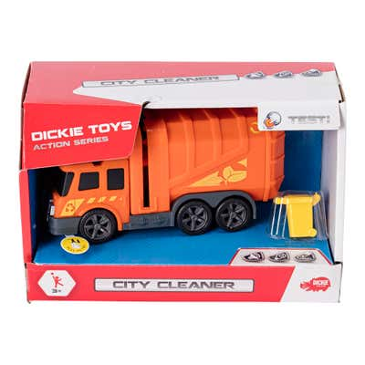 Dickie Krankenwagen oder Müllabfuhr, ca. 15cm