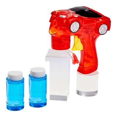 Seifenblasen-Pistole, verschiedene Designs