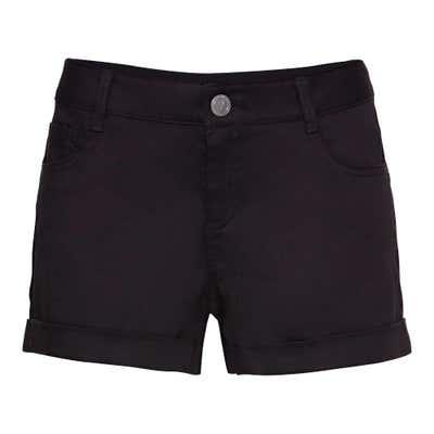 Damen-Shorts mit Beinumschlag