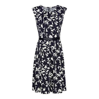 Damen-Kleid mit hübschem Muster