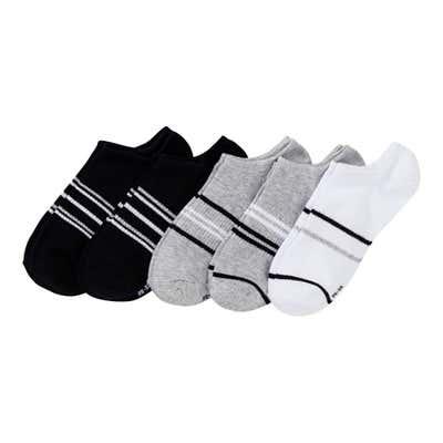 Damen-Sport-Sneaker-Socken, 5er Pack