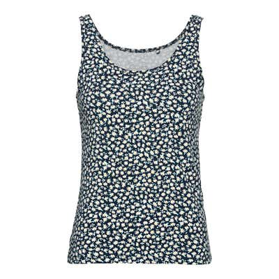 Damen-Top mit hübschem Muster