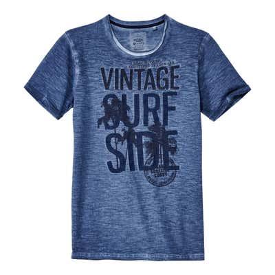 Heren-T-Shirt mit coolem Motiv