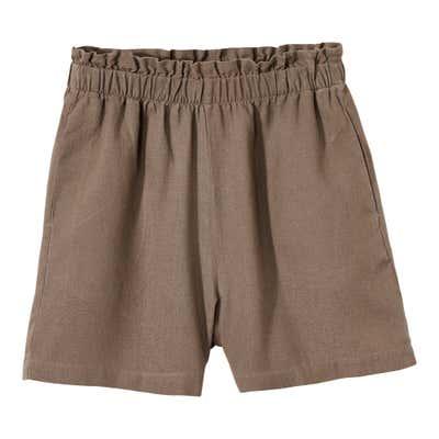 Damen-Shorts mit elastischem Bund