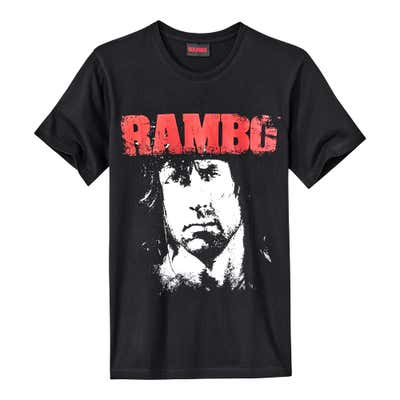 Herren-T-Shirt mit coolem Retro-Design