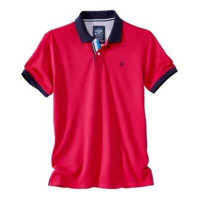 Herren-Poloshirt in verschiedenen Farben