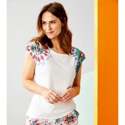 Damen-T-Shirt mit schicken Farben