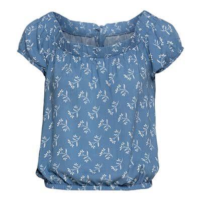 Damen-Bluse mit schicken Blümchen