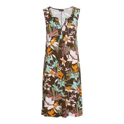 Damen-Kleid mit tollem Sommer-Muster