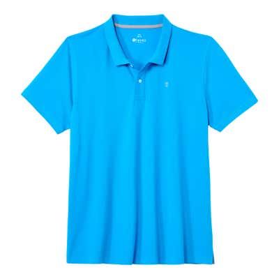 Herren-Poloshirt in verschiedenen Ausführungen, große Größen