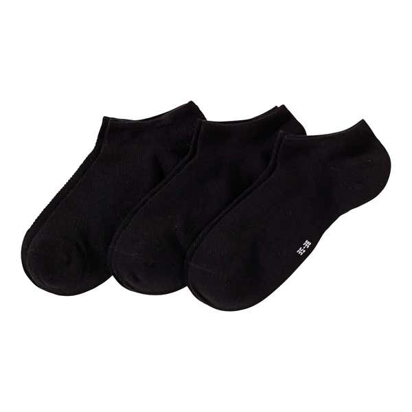 Slazenger Damen-Sport-Sneakersocken, 3er Pack