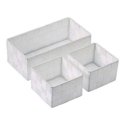 Organizer-Set, 3er-Pack